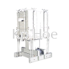 Rotary Sifter ST Separating SATAKE Rice Processing Equipment