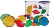 Kit Demonstrasi Matematik Pecahan Accessories Mathematics Education