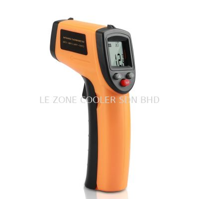 Infrared Thermometer Instruction Manual