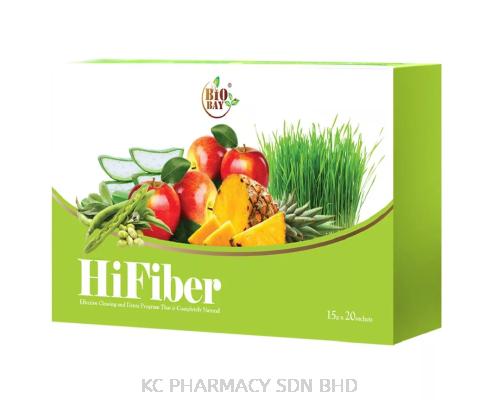 BIOBAY Hi-Fiber 15g x 20sachet