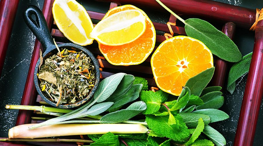 Tea, Herbal and Fruit Extracts