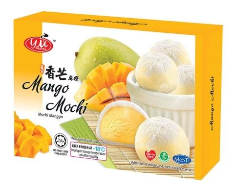 Mango 3D Box 6PCS