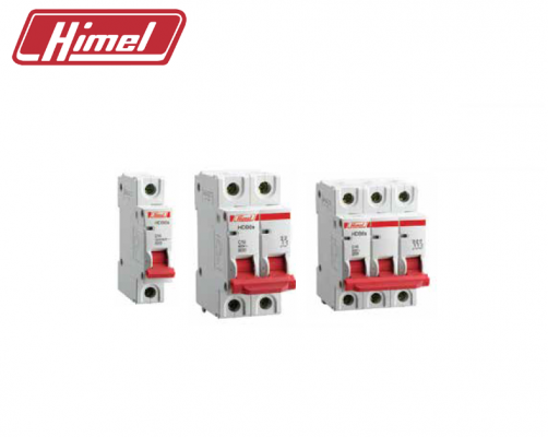HDB6s 18mm Miniature Circuit Breaker (MCB)