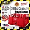MILWAUKEE 48-22-8440 PACKOUT™ Crate 50 lbs Capacity Milwaukee Tool Storage