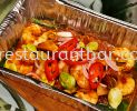 Grilled Prawn with Petai Seafood Main Course