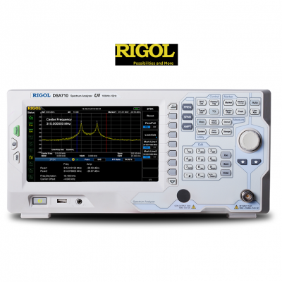 Rigol RSA700 Series Spectrum Analyzer Family