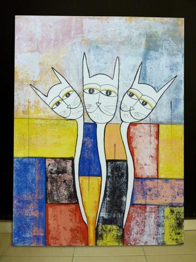 Oil Paintings Refer Johor