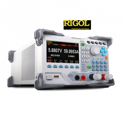 Rigol DL3000 Series Programmable DC Electronic Load Family