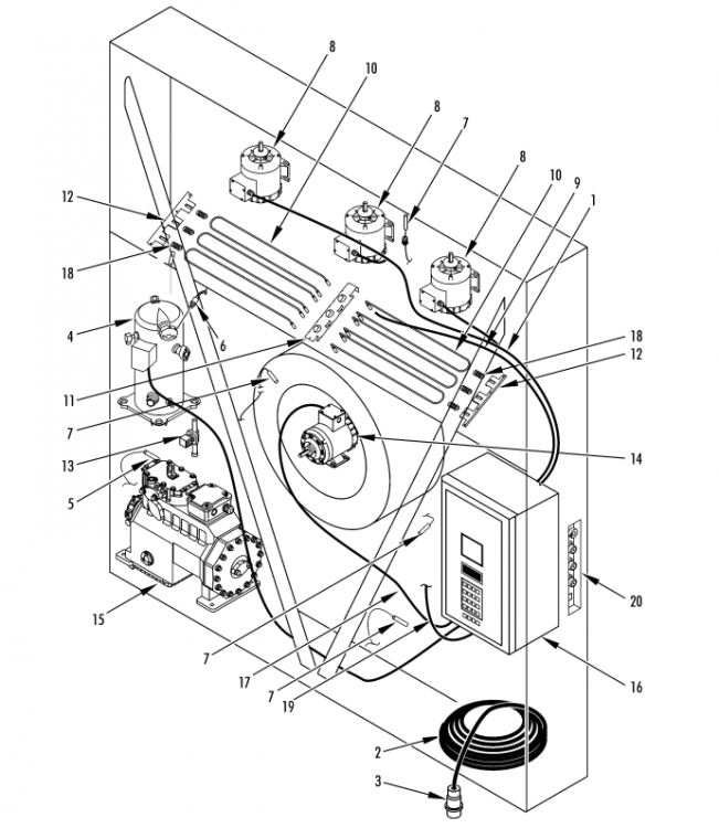 ELECTRICAL COMPONENTS (247D9)
