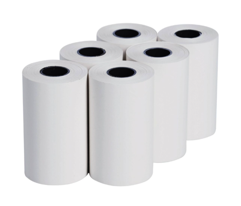 TESTO 0554 0568 Spare thermal paper for printer