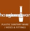 Plastic Sanitary Ware / Plastic Hoses & Fittings TECHPLAS Bathroom & Accessories