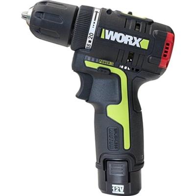 worx wu130 lithium-ion cordless driver 12v 2.0ah (brushless motor) ID32309