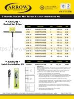 Arrow hand tools