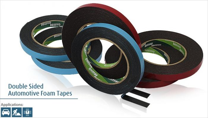Double Sided Automotive Foam Tapes