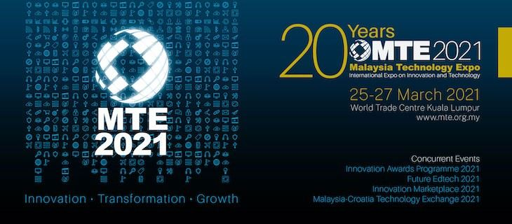 Malaysia Technology Expo 2021 March 2021