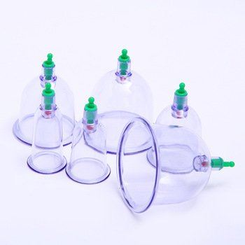 Plastic Cupping Cup (Disposable) ���ϰι� (һ����)