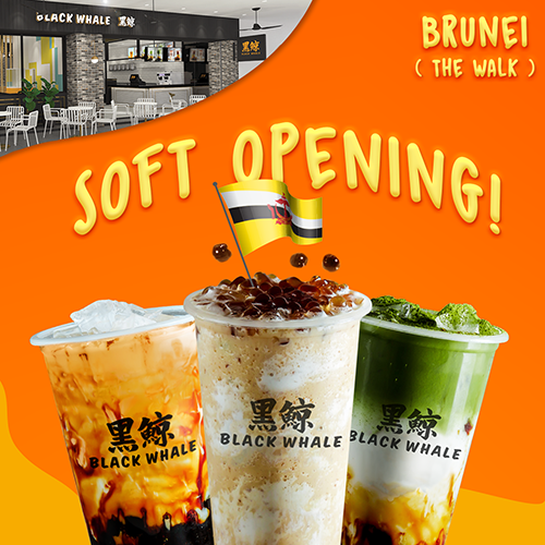 Brunei Outlet in The Walk Opening Soon on 27 Aug 2020