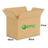 A011 - Large Size Carton Box (60cmLx40cmWx41cmH/Single-Wall) Large Size Carton Box Ready Made Boxes