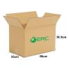 A010 - Large Size Carton Box (58cmLx35cmWx38.5cmH/Single-Wall) Large Size Carton Box Ready Made Boxes