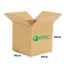 A006 - Large Size Carton Box (46cmLx46cmWx46cmH/Single-Wall) Large Size Carton Box Ready Made Boxes