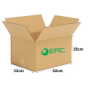 A005 - Large Size Carton Box (52cmLx33cmWx35cmH/Single-Wall) Large Size Carton Box Ready Made Boxes