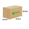 A001 - Medium Size Carton Box (44.5cmLx24.5cmWx24.5cmH/Single-Wall) Medium Size Carton Box Ready Made Boxes