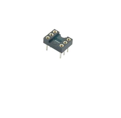 MEC - ISM06T1-03-01 6 PIN IC SOCKET