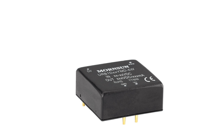 Chassis-mounted DC/DC converter URB1D_YMD-6WR3