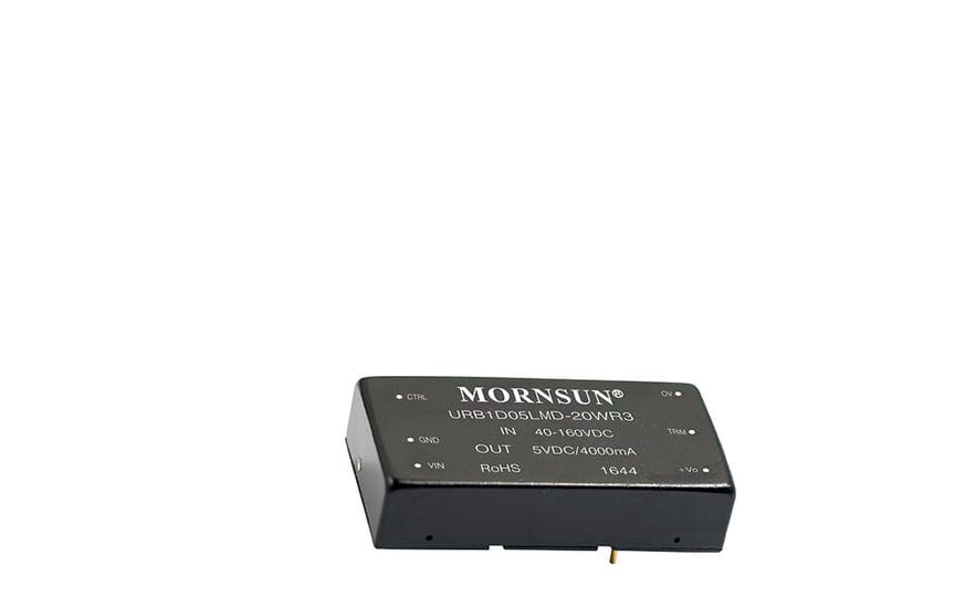 Chassis-mounted DC/DC converter URB1D_LD-20WR3