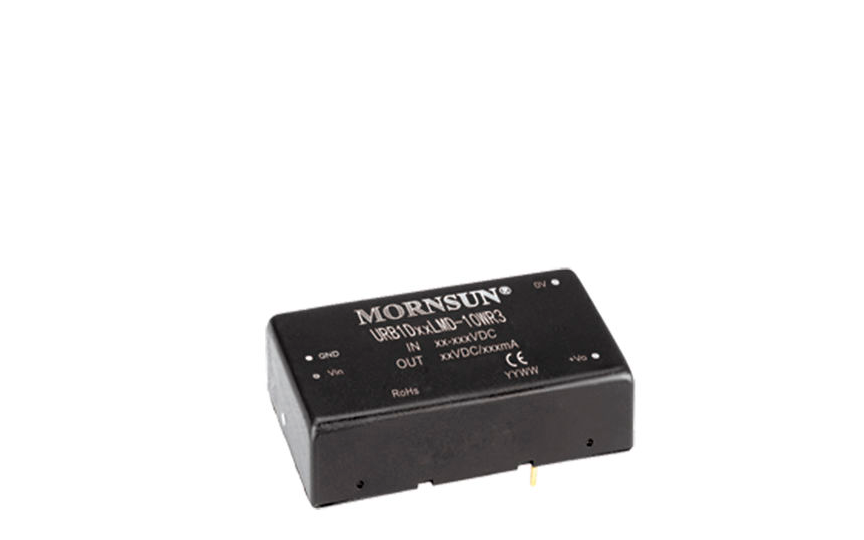 Chassis-mounted DC/DC converter URB1D_LMD-10WR3