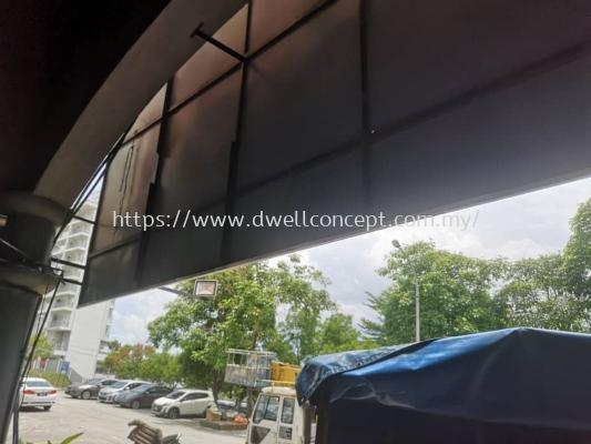 Billboard installed at Shah Alam
