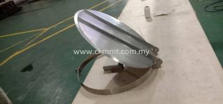 Stainless Steel Bin Cover