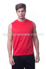 Jersi Sleeveless / Tank Top / Jogging