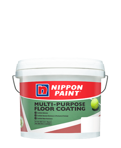 Nippon Multi-Purpose Floor Coating
