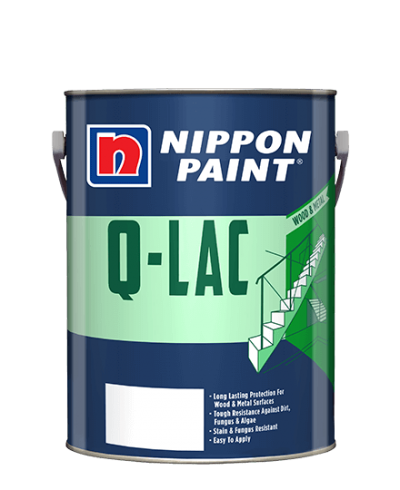 Nippon Q-Lac Gloss Finish