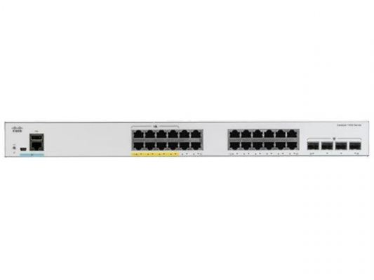 C1000-24FP-4G-L. Cisco Catalyst 1000 Series Switches. #AIASIA Connect