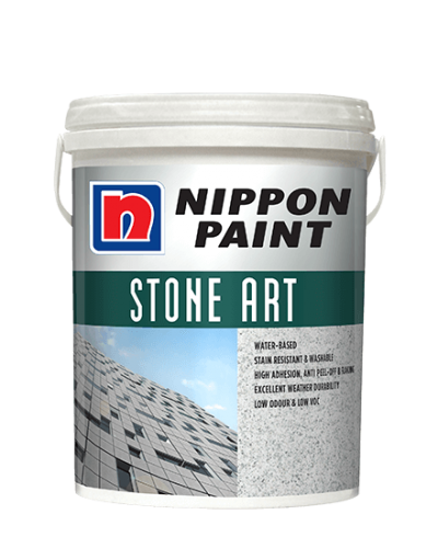 Nippon Stone Art Clear Coat