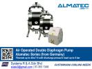 Air Operated Double Diaphragm Pump Almatec Series ALMATEC Pump