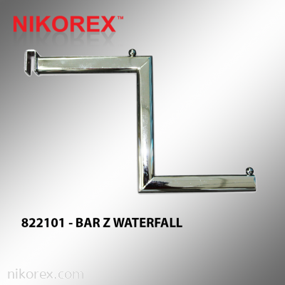 822101 - BAR Z TYPE WATERFALL