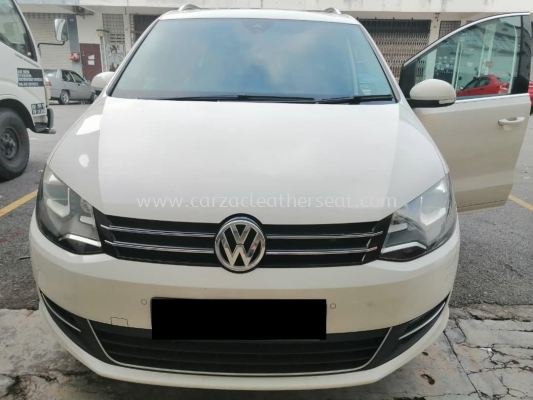 VOLKSWAGEN SHARAN REPLACE SUNROOF