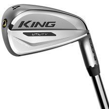 Cobra King Men's 2020 Utility Iron NO 4 GRAPHITE STIFF FLEX 22.5 DEGREES