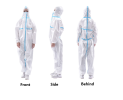 Protective Cloth PPE EQUIPMENT