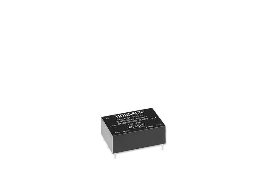 Mornsun High-pass electronic filter FC-A01D