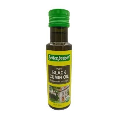 Grunsfelder - Black Cumin Oil 德國冷壓黑種子油   100ml/btl