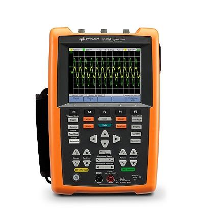 KEYSIGHT U1610A Handheld Ocilloscope, 100 MHz 2 Analog Channels