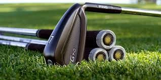 Ping G710 Black Dot Steel Irons Zelos 6 5 to 9P
