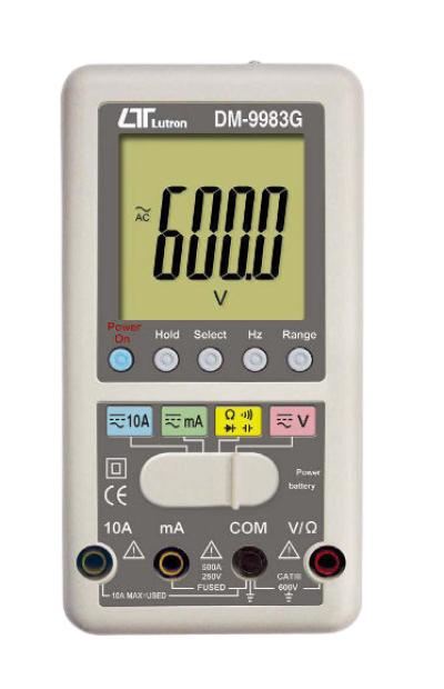 LUTRON DM-9983G Smart Multimeter