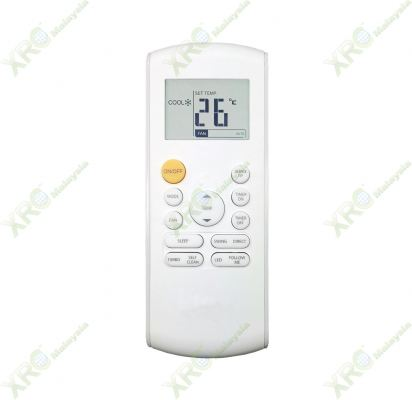 AH-A9WCD SHARP AIR CONDITIONING REMOTE CONTROL