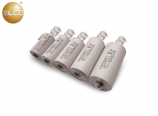 ELCO Lighting Capacitor 825 Series