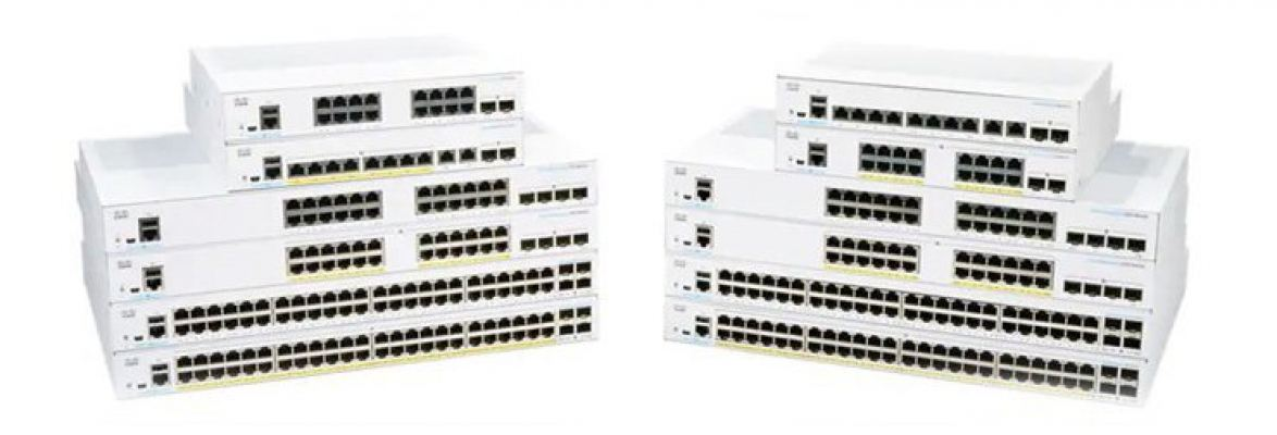 CBS250-8P-E-2G-UK. Cisco CBS250 Smart 8-port GE, PoE, Ext PS, 2x1G Combo Switch